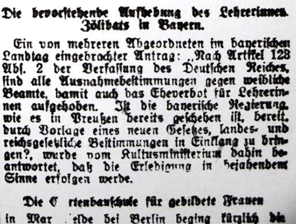 HVZ, 15. Januar 1920