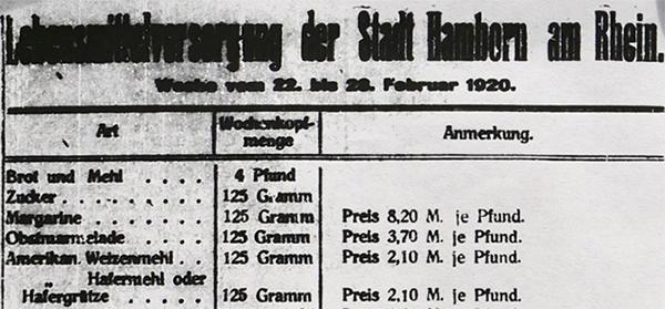 HVZ, Hamborn, 20. Februar 1920