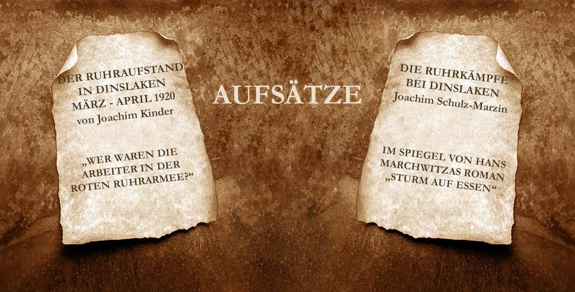 F Heimat Burgerkrieg Dinslaken 1920 Ruhraufstand Marzunruhen